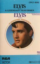 Elvis Presley - A Legendary Performer Volume 4 - Cassette Tape Album (C191)