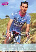 CP STAR VELO CYCLISME PATXI VILA FRANCISCO JAVIER ESPAGNE SPAIN