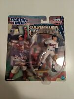 1999 Starting Lineup Cooperstown Collection Nolan Ryan Figure Texas Rangers