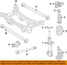 68265766AA Chrysler A strut suspension 68265766AA