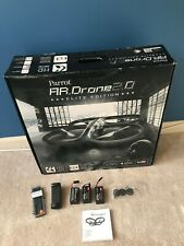 Parrot AR.Drone 2.0 Elite Edition Snow version w extras (open Box)
