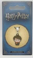 "NUOVO autentico ufficiale Harry Potter SILVER PLATED Cutie HARRY ""Pop"" dispositivo di scorrimento Charm"