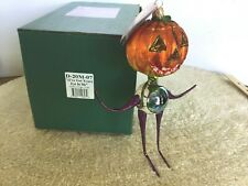 """I've Got Eye On Me"" 8"" Slavic Treasures D20M07 HandBlown Ornament Nib"