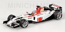 BAR Honda 006 Formula 1 T. Sato GP Japan 2004 1:43 Model 400040110 MINICHAMPS