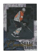 1996-97 Select Certified Cornerstones #1 Eric Lindros