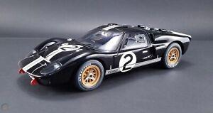 GMP 1966 Ford GT40 Mark II  #2 McLaren / Amon Le Mans 1:12 Scale Model Car