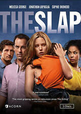The Slap: The Complete Series (DVD, 2015, 3-Disc Set)
