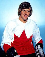 Bobby Orr team Canada 1972 8x10 Photo