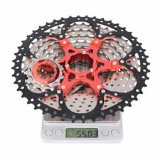 Sunrace Csmz90 11-50t 12 Speed Wide Ratio Mountain Bike Mtb Cassette Silver New Reliable Performance Bicycle Components & Parts
