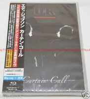 New EDDIE JOBSON UK CURTAIN CALL First Limited Edition Blu-ray 2 CD Japan F/S