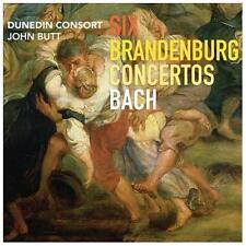 Bach: Brandenburg Concertos Super Audio Hybrid CD (CD, Sep-2013, 2 Discs,...