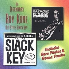 The Legendary Ray Kane: Old Style Slack Key