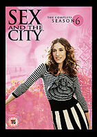 Sex And The City Series 6 Genuine UK DVD – UK Preowned – FAST DISPATCH