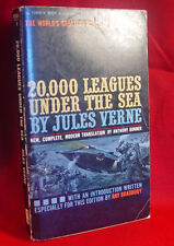 Ray Bradbury - Jules Verne 20,000 Leagues Under The Sea signed on Halloween