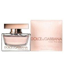 Dolce & Gabbana Rose The One Fragrance for Women 75ml EDP Spray