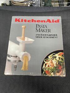KitchenAid Pasta Maker Mixer Attachment New In Box