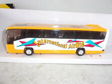 K-Line Kruisers Die-Cast Train Accessory - International Airline  Tour Bus