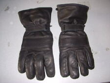 FIRSTGEAR MEN'S HEATED RIDER GLOVES LARGE BLACK