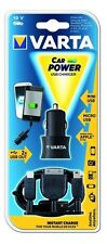 Varta Car Power USB Charger Micro USB Mini USB Apple 30 pin New