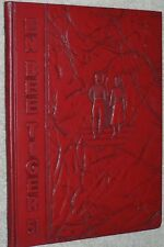 1951 North Baltimore High School Yearbook Annual N Baltimore Ohio OH - En Bee