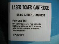 Do It Wiser Toner Cartridge HP Color LasterJet Pro (Read Description For Models)