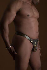 New chastity belt and accessories Male Rustic chastity belt