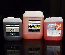 Autoshampoo + Felgenreiniger + Insektenentferner Konzentrat Fahrzeugaufbereitung