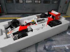 F1 McLAREN Honda MP4/4 MP4 Saison #1 1988 WC Champion Senna NEU Minichamps 1:18