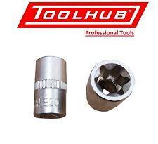 """Concentrador de herramientas 9380 Socket 1/2"""" Torx Corto (50BV30) E20 25mm"""