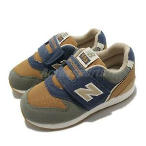 New Balance 996 W Wide NB Multi Strap Toddler Infant Casual Shoes IZ996ON3-W