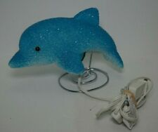 """Rubber Dolphin Lamp Kids Night Light/table lamp Size 11""""×8"""""""