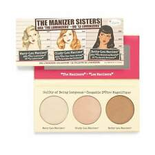 "NEW theBalm - theManizer Sisters - AKA the ""Luminizers"""