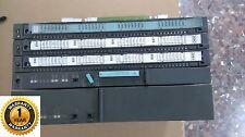 Lot Siemens S7 400  Rack + PS + CPU + I/O + MC  ( 6ES7 412-1XF02-0AB0 )