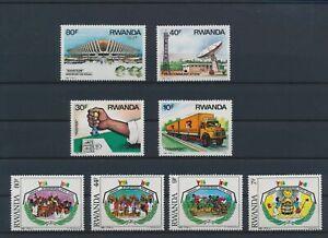 LO15967 Rwanda mixed thematics nice lot of good stamps MNH