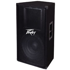 "Peavey 2-Way 15"" 800W Passive Carpeted Pro PA DJ Sound Speaker System 