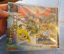 Monster Farm (Rancher) Battle Card Playstation 1 PS1 Japan Import BRAND NEW!