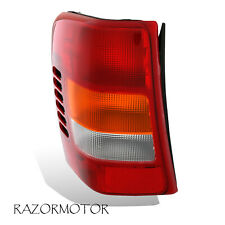 1999 2000 2001 2002-03 Jeep Grand Cherokee Tail Lights JDM BLACK