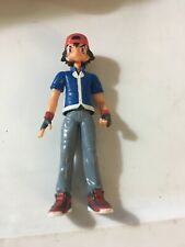 Pokemon Ash Ketchum Action Figure Pack Tomy USA 2015 no accessories