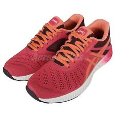 Asics FuzeX Lyte Red Orange Womens Running Shoes Sneakers Trainers T670N-2130