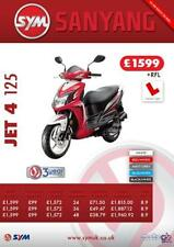 Immobiliser 75 to 224 cc Scooters
