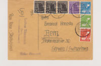 All.Bes./Gemeinsch.Ausg. Mi. 950 u.a. Gera - Bern, 3.6.48