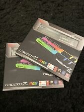 G.SKILL Trident Z Neo 32GB (4x8GB) PC4-28800 (DDR4-3600) RAM Memory Kit...