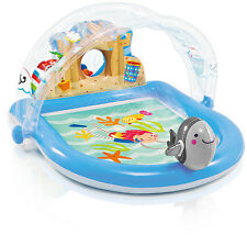 Intex Spielpool Summer Lovin Beach Pool Kinderpool Planschbecken Kinder NEU