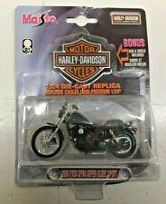 Harley Davidson 2000 FXDX DYNA Super Glide Sport 1-24 Die Cast  (HF224sHF11)