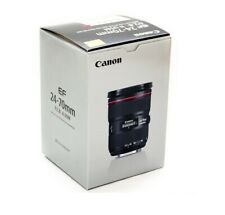 Canon EF 24-70mm / 24-70 F/2.8 II L USM Lens with BOX