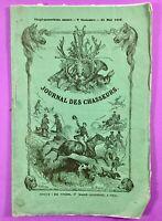 Chasse aux Lions en Algérie 1859 Afrique Le Raincy Livry Gargan Journal Chasseur