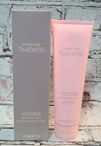 Mary Kay Facial Cleanser 4 in 1 TimeWise® Age Minimize 3D® Free Shipping