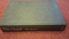MARC CHAGALL, A BIOGRAPHY - SIDNEY ALEXANDER - ED. CASSELL LONDON - INGLESE