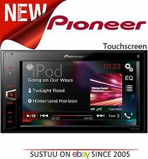 "NUOVO Pioneer MVH-AV290BT 6.2"" Touch 2 Din Auto Stereo Autoradio Bluetooth/USB/MP3"