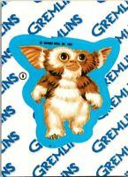 1984 Topps Gremlins Movie Sticker Card #8 Gizmo